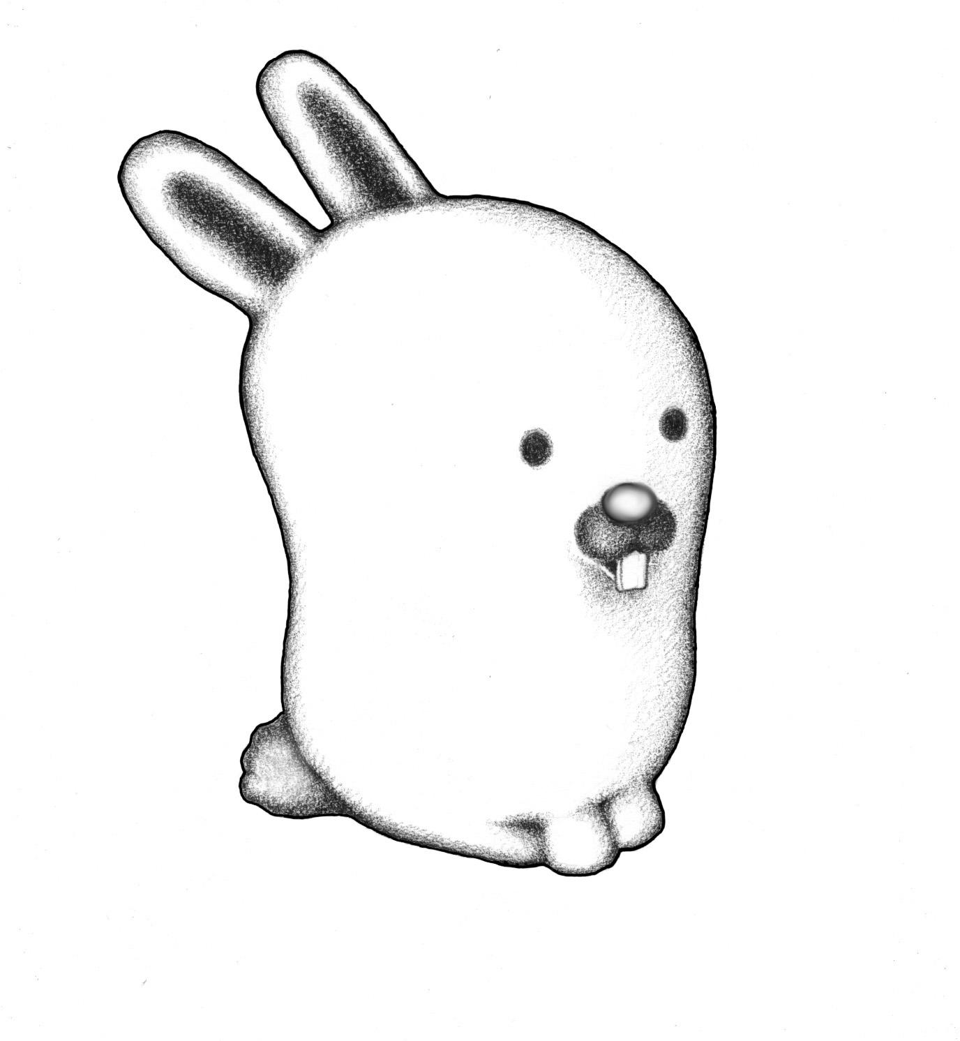 glenda the plan 9 bunny